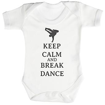 Calmer les Body bébé Break Dance / Babygrow