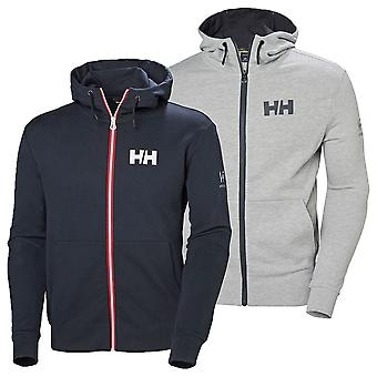 Helly Hansen Mens HP Atlantic Français Terry Cotton Full Zip Hoody