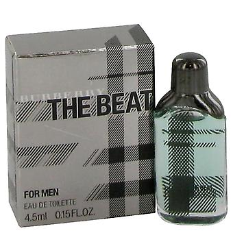 Burberry The Beat Aftershave 4.5ml Splash