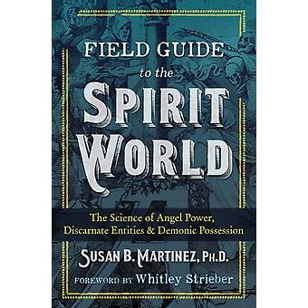 Field Guide to the Spirit World by Susan B. Martinez