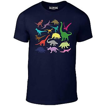 Men's solo dinosauri t-shirt