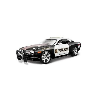 Dodge Challenger Concept Police Car (2006) Diecast Modell Auto