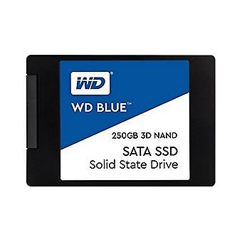 """Harddisk Western Digital WDS250G2B0A SSD 250 GB 2,5"""" SATA III"""
