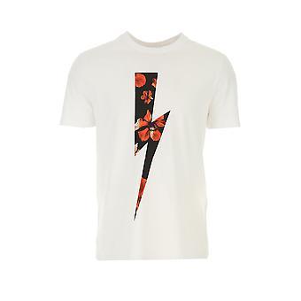 T-Shirt Stretch mit Vernunft - Neil Barrett