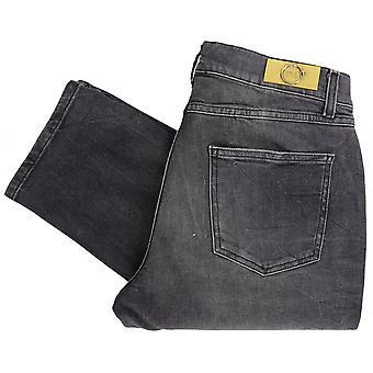 Cavalli klasse Slim Fit Stretch grijze Jeans