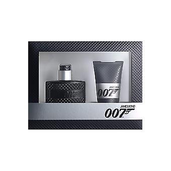 James Bond 007 Eau de Toilette Spray 30ml Shower Gel 50ml