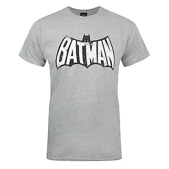 Batman Retro Logo Men's T-Shirt