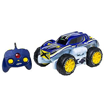 Silverlit Exost Aquajet 4x4 Remote Control Toy Car Transforms To Boat Blue