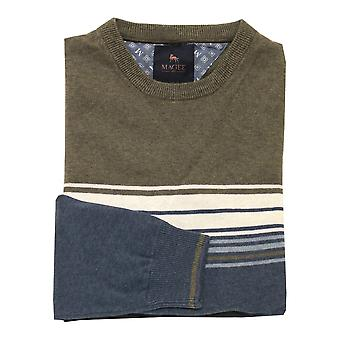 MAGEE Magee Lime Or Brown Sweater TECCNKS20