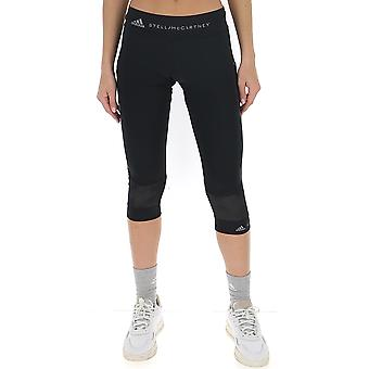 Adidas by Stella Mccartney Ea2207 Damen's Schwarz Polyester Leggings
