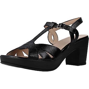 Wonders Sandals F5871p Couleur Noir
