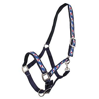 QHP Blue Bridle Full lined Frisian
