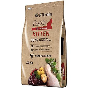 Fitmin chat chaton de pureté (chats, nourriture pour chats, croquettes)