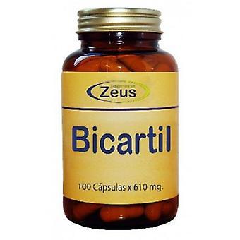Nade Bicartil 610 mg 100 Capsules