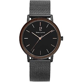 Pierre Lannier Watch Watches NATURE 238F438 - Men's Quick Release Watch