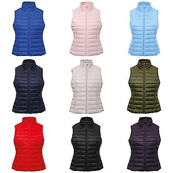 2786 Womens/Ladies Terrain Sleeveless Padded Gilet
