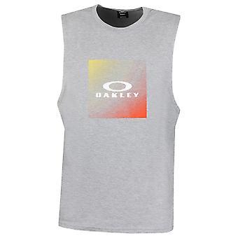 Oakley Mens Oakley Hologram Hydrolix Lightweight Tank Top Icon Vest