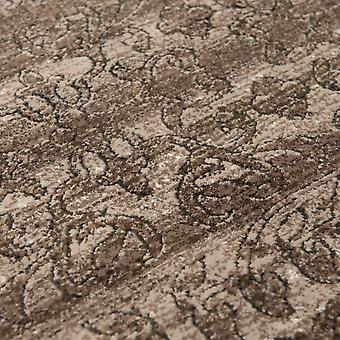 23& x 82& x 0.43& Harmaanta polypropeeni/polyesteri juoksija matto