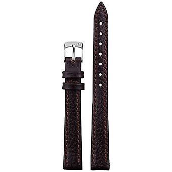Morellato black leather strap 24 mm Brown DUBLIN man A01D0753333034CR12