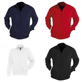 SOLS Mens Sundae Full Zip Sweatjack