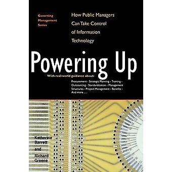 Powering Up by Barrett & Katherine