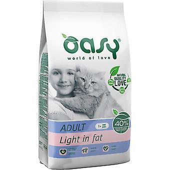 Oasy Adult Light (Cats , Cat Food , Dry Food)