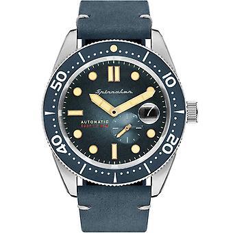 Spinnaker SP-5058-01 Gent's Croft Blue Strap Wristwatch