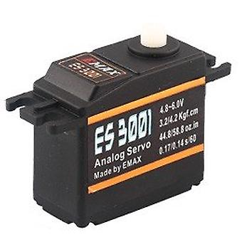 servo analógico 43g, ES3001