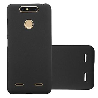 Cadorabo Case for ZTE Blade V8 MINI case cover - Hardcase plastic phone case against scratches and bumps – Protective Case Bumper Ultra Slim Back Case Hard Cover