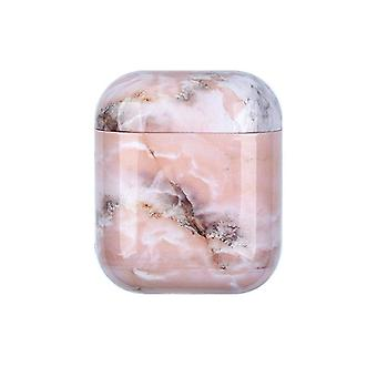 Protective case for AirPods - Pink Marble