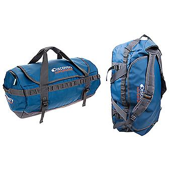 Top DA 60L 2 In 1 Holdall Rugzak Travel Bag Blauw