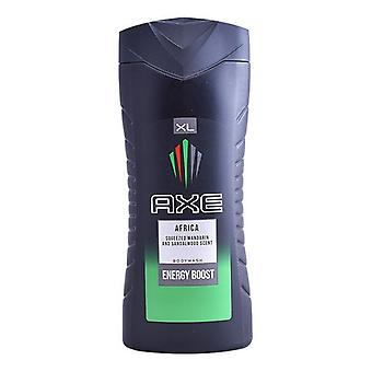 Shower Gel Africa Axe (400 ml)
