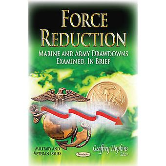 Force Reduction - Marine and Army Drawdowns Examined - in Brief by Geo