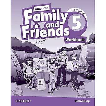 American Family and Friends: Level Five: Workbook: Supporting all teachers, developing every child