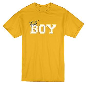 Fraternity Frat Boy Graphic Men's T-shirt