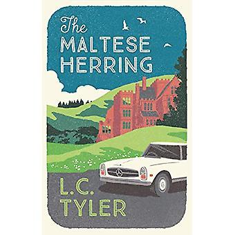 The Maltese Herring by L. C. Tyler - 9780749024451 Book