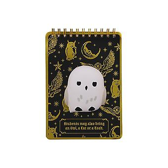 Blue Sky mallit Ltd Harry Potter Hedwig Pöllö Skwisheez A6 Notebook