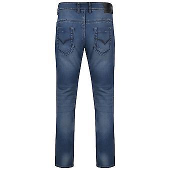 Kam Jeanswear Mens Freddie Stretch Jeans