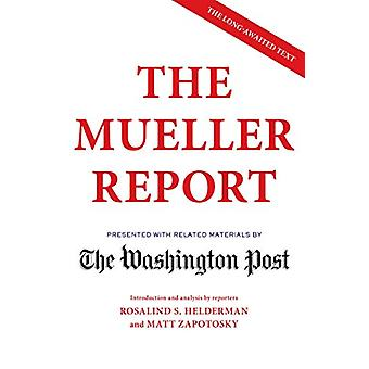 The Mueller Report by The Washington Post - 9781471186172 Book