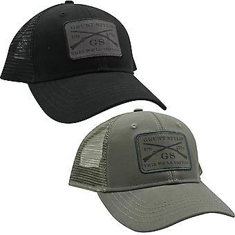 Grunt Stijl Twill Logo Hat
