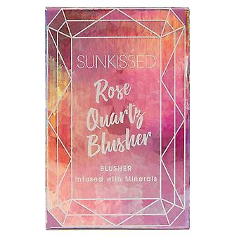 Sunkissed drahé poklady červenať - Rose Quartz