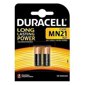 Batteries Mn21b2 DURACELL (2 pcs)