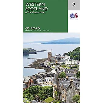 Western Scotland & the Western Isles - 9780319263747 Book