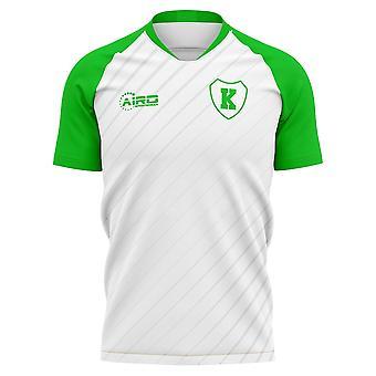 2020-2021 Kaparty لفيف المنزل مفهوم قميص كرة القدم