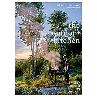 Outdoor Kitchen - Live-Fire Cooking from Hartwood by Eric Werner - 978