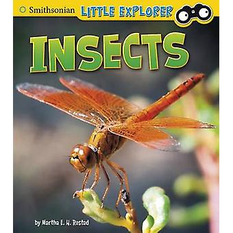 Insects by Martha E H Rustad - 9781491407943 Book