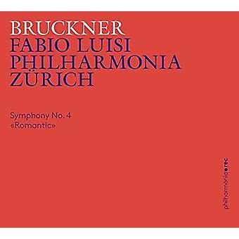 Symphony 4 [CD] USA import
