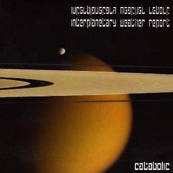 Catacriolico - Interplanetary Weather Report [CD] USA import