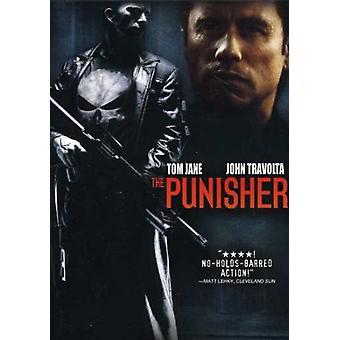 Punisher [DVD] USA tuonti