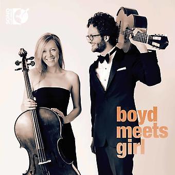 Bach*J.S. / Boyd Meets Girl - Boyd Meets Girl [CD] USA import